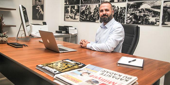 Levent Dicle Milliyet'e transfer oldu