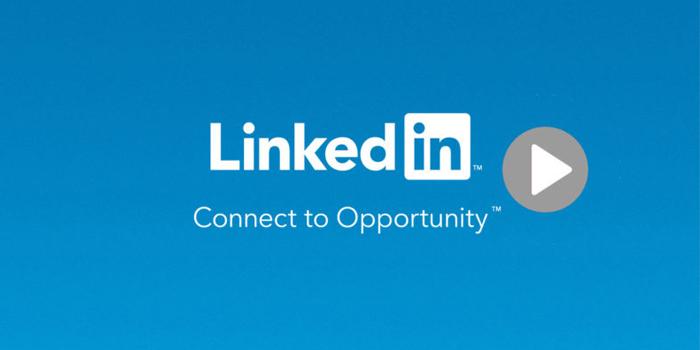 LinkedIn'in yeni video uygulaması reklamcılara göz kırpıyor