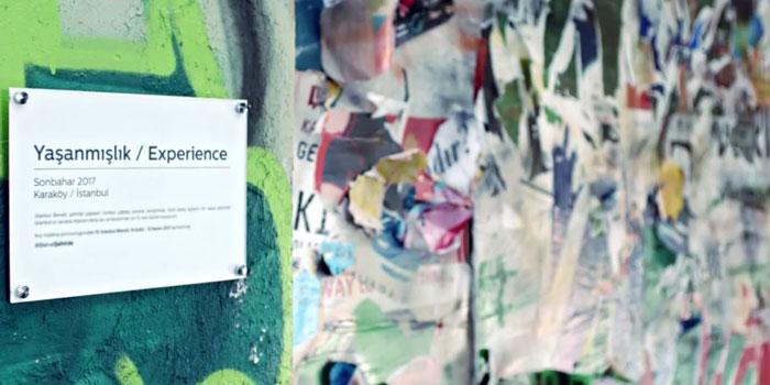 Koç Holding'in Bienal reklam filmi sanat ile kesişen yolları buluşturdu