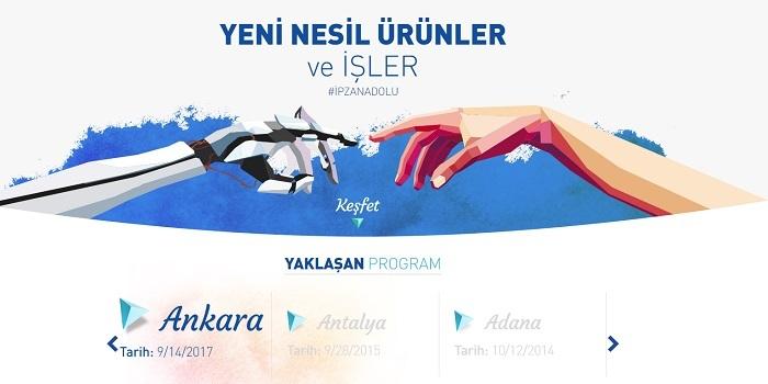 İPZ Anadolu yenilen web sitesiyle yayında…