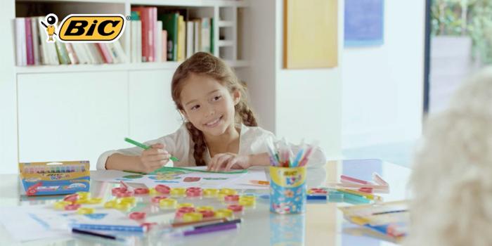 Yaratıcılıkta sınır tanımayanlara BIC keçeli kalem öneriliyor