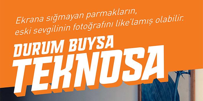 """Teknosa yeni reklam kampanyasını """"sosyal dinleme"""" ile yarattı"""