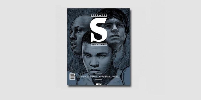 Socrates Dergi Almanya'da en iyiler listesinde...