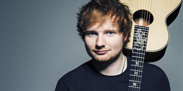 İş yerinde en çok Ed Sheeran dinleniyor