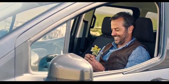 Ticarette farklı olmanın yolu bu reklamdan geçiyor