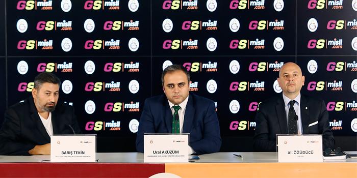 Galatasaray'ın bahis sponsoru belli oldu