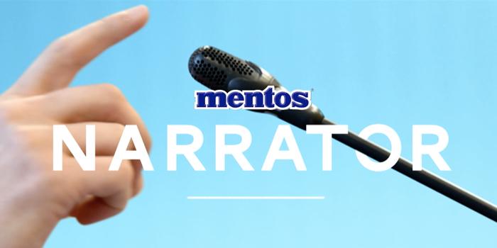 Mentos Narrator insanları bir araya getirmeye devam ediyor