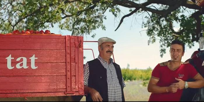 Tat'ın 50 yıllık domates tutkusunu çiftçileri anlatıyor