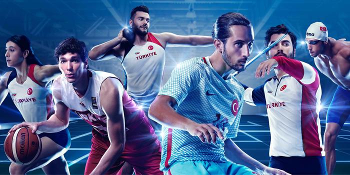 Turkcell kurumsal kimliğini spora uyarladı