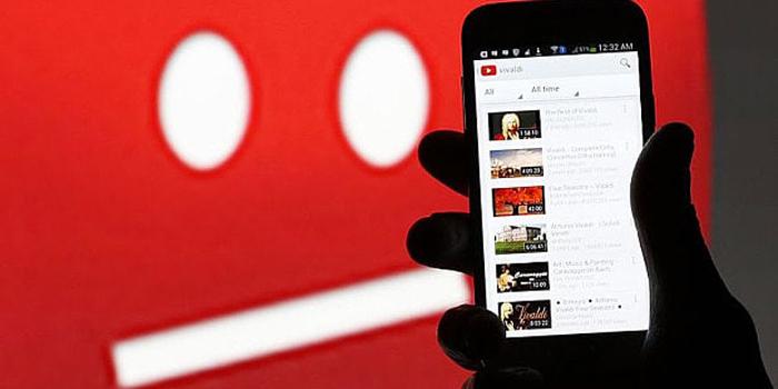 YouTube'a yasadışı veri toplama suçlaması