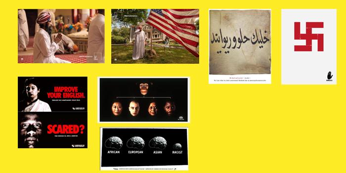 Irkçılığı yerden yere vuran çok yaratıcı 13 reklam kampanyası