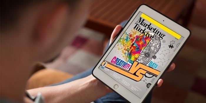 Marketing Türkiye Ekim Sayısıyla Turkcell'in Dergilik uygulamasında…