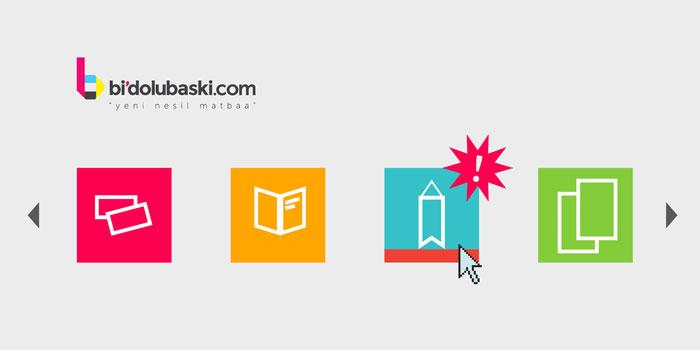 bidolubaski.com ile grafikerler soru işaretlerinden arınıyor