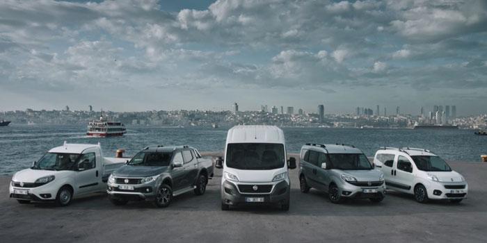 Fiat Professional markası reklam filmiyle tanıtıldı