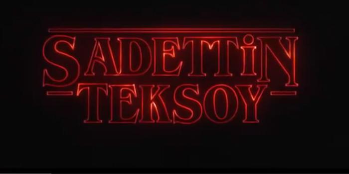 Netflix'ten yaratıcılığıyla şapka çıkarttıran Sadettin Teksoy'lu kampanya