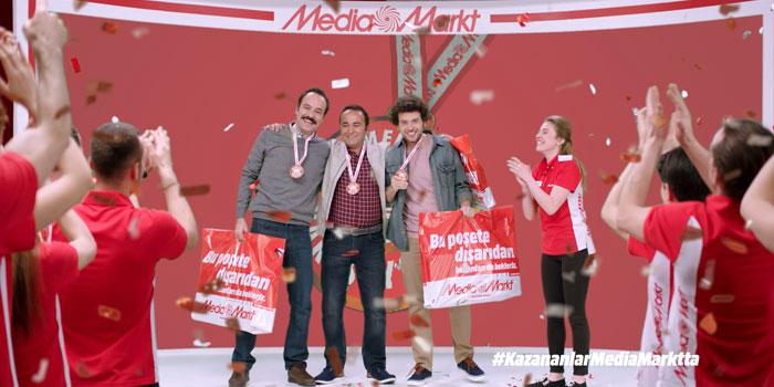 MediaMarkt'tan elektronik etiket teknolojisine özel yeni reklam