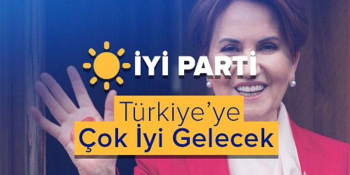 İYİ Parti'nin logosu ve sloganıyla ilgili çarpıcı iddialar