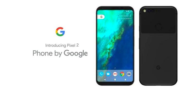 Google Pixel 2'yi tanıttı