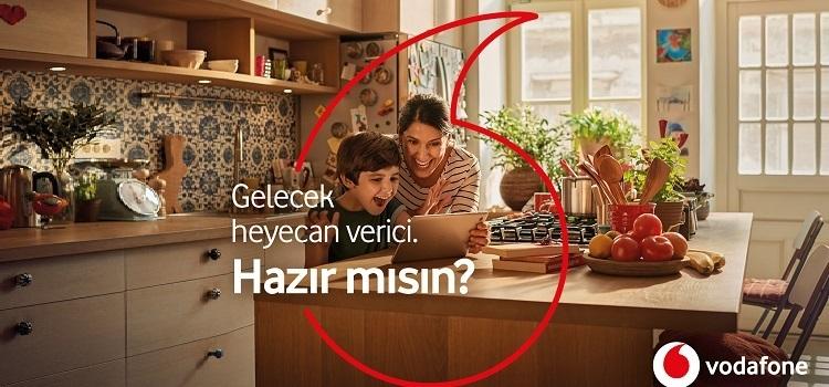 Vodafone marka stratejisini yeniledi…
