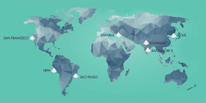 Uluslararası girişimciler ve yatırımcılar akıllı şehirlerin geleceğini tartışacak