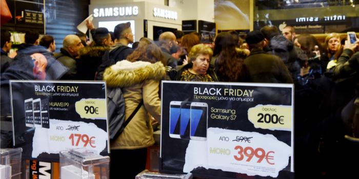 Kara Cuma yine büyük bir alışveriş çılgınlığına sahne olacak