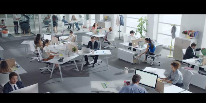 Bürotime'ın yeni reklam filmi yayında