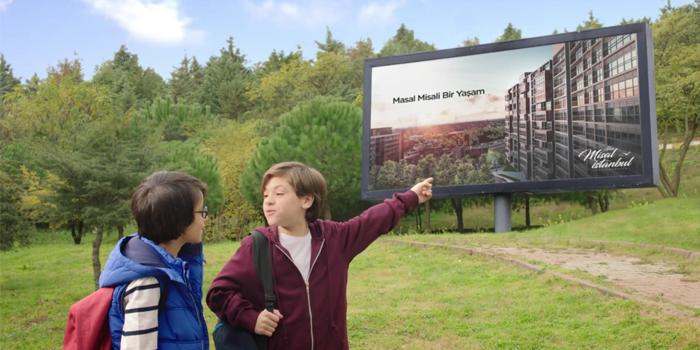 Misal İstanbul, yeni reklam filminde emsalsiz bir yaşam vadediyor