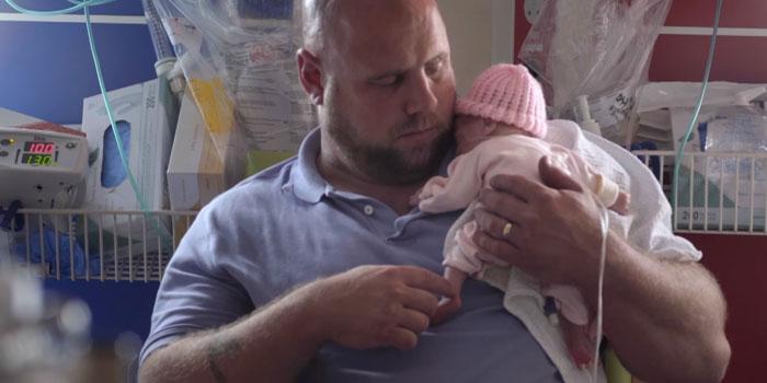 Prima'nın prematüre bebeklere özel farkındalık filmi yayında
