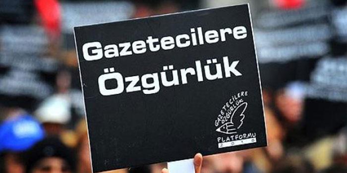 CPJ: Türkiye bir kez daha en çok gazetecinin cezaevinde olduğu ülke