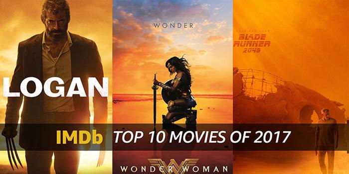 IMDb'ye göre 2017'nin en iyi filmleri