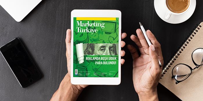 Marketing Türkiye Aralık sayısıyla Turkcell'in Dergilik uygulamasında…