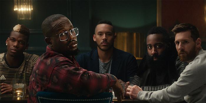adidas, yeni küresel kampanyasında yıldız isimleri buluşturdu