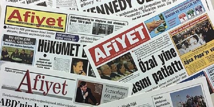 Eczacıbaşı'ndan 75'inci yıla özel gazete: Afiyet