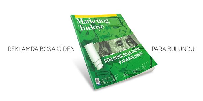Marketing Türkiye Aralık sayısı bayilerde...