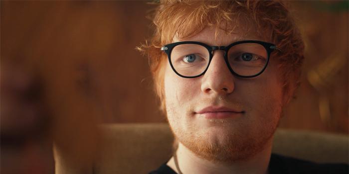 Spotify, Ed Sheeran'ı kara-mizah reklam filmiyle kutladı