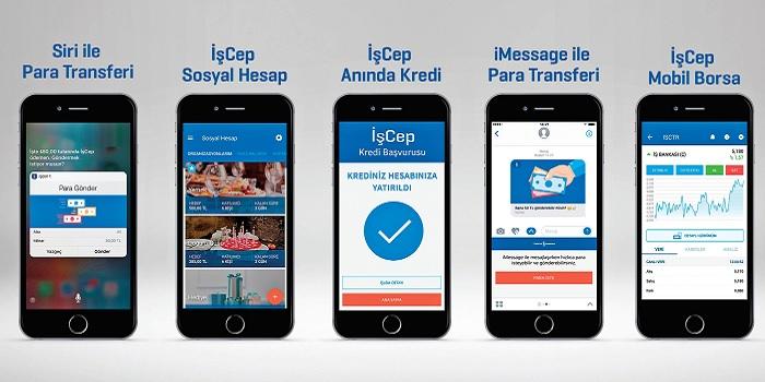 Türkiye'nin ilk mobil bankacılık uygulaması İşCep 10 yaşında!