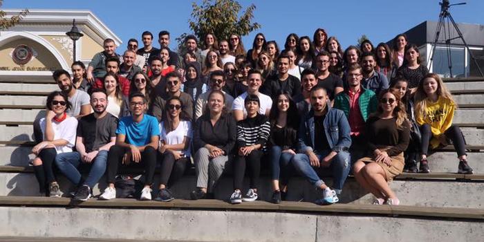 İAÜ PR Atölyesi öğrencilerinden meslek farkındalığı projesi