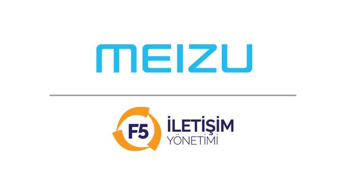 Meizu'nun stratejik iletişim faaliyetlerini F5 İletişim Yönetimi yürütecek