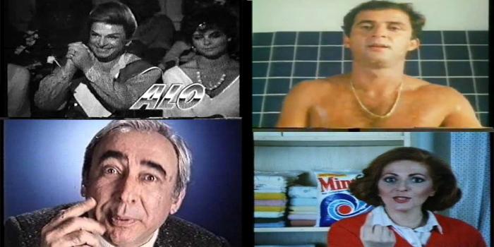 Zamanda yolculuk: Ünlü isimlerden unutulmaz reklam filmleri