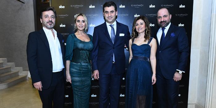 10 Karaköy Istanbul 3. yılını kutladı