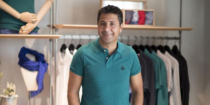 Benetton Türkiye CEO'su İdris Onay'ın sorumluluk alanı genişledi