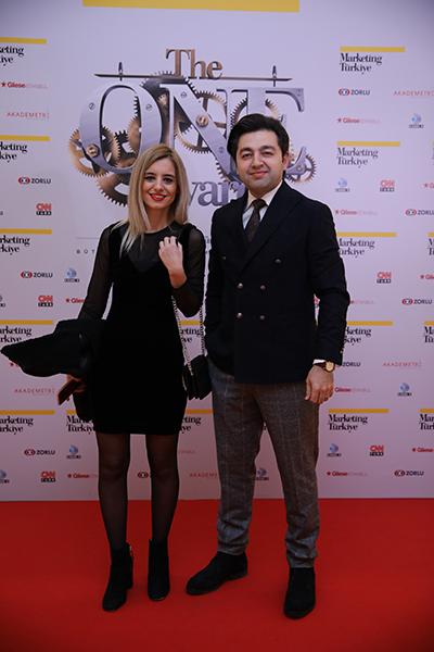 Elif Çiçek& Ahmet Yağcıoğlu