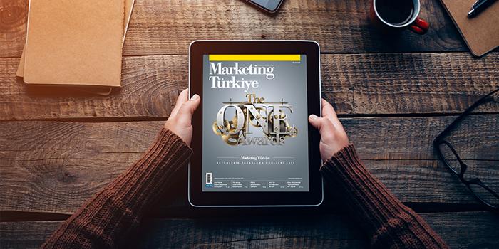 Marketing Türkiye Almanak 2017 sayısıyla Turkcell'in Dergilik uygulamasında…