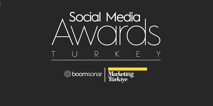 Social Media Awards Turkey 2018'de başvurular başladı!