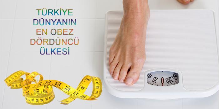 Türkiye dünyanın en obez dördüncü ülkesi oldu