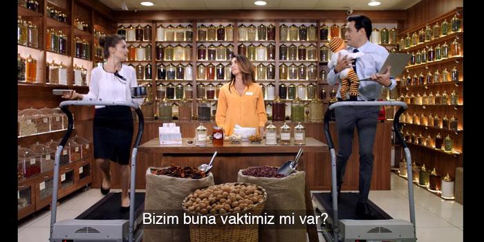 Ayşe Tolga, Apitera Serisini 3 yeni reklam filmiyle anlatıyor
