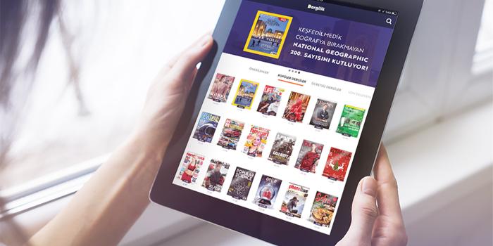 Turkcell'in Dergilik uygulaması globalleşiyor