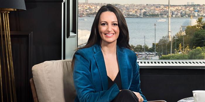 Ela Ergin The Ritz-Carlton, İstanbul Satış ve Pazarlamadan Sorumlu Genel Müdür Yardımcısı oldu
