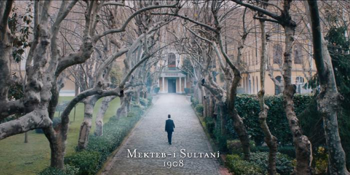 Turkcell'in yeni reklam filminde Ali Sami Yen başrolde