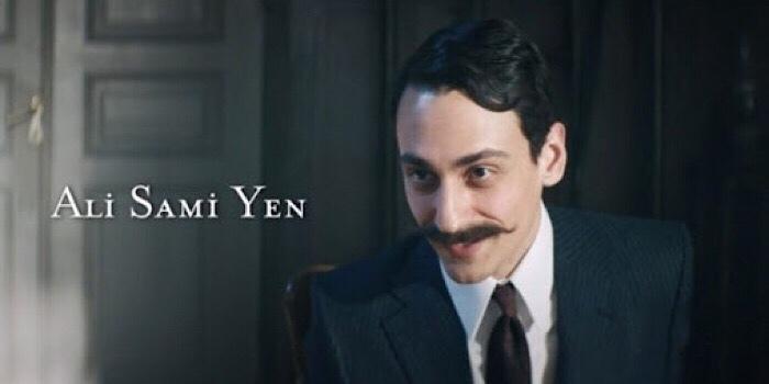 Turkcell'in yeni reklam filminde Ali Sami Yen başrolde...